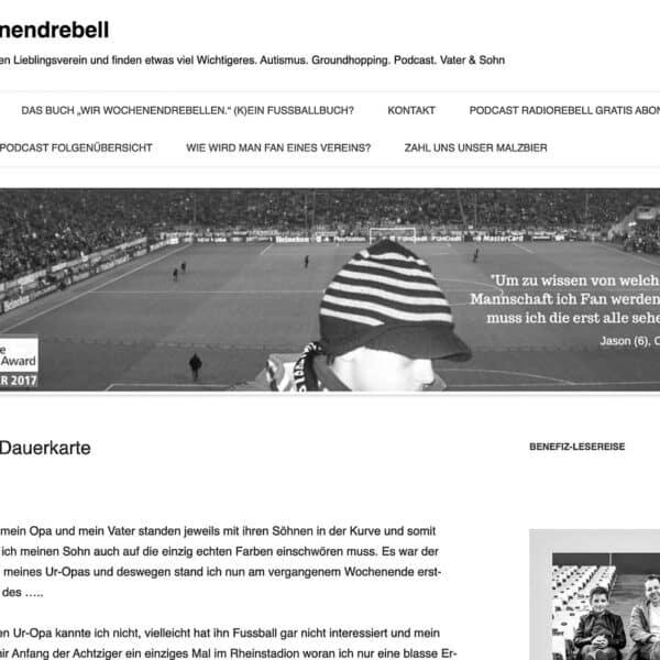 Fußballblog